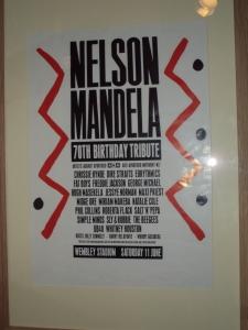 Nelsonmandelaposter